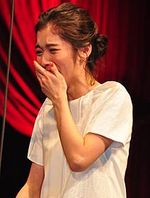 号泣した松岡茉優「ジヌよさらば かむろば村へ」