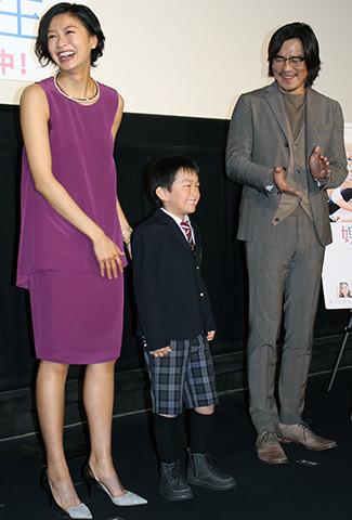 榮倉奈々「娚の一生」共演子役からのサプライズ・プレゼントに感激ひとしお - 画像4
