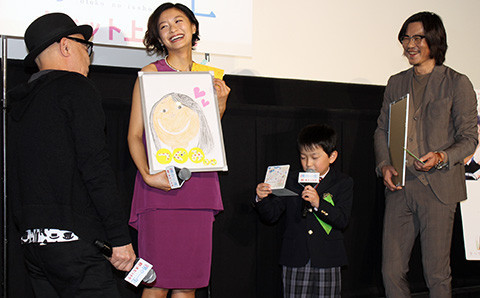 榮倉奈々「娚の一生」共演子役からのサプライズ・プレゼントに感激ひとしお - 画像5