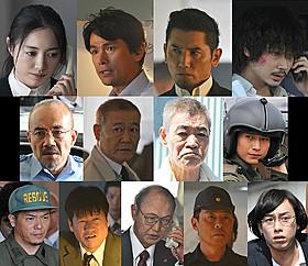 江口洋介、本木雅弘、仲間由紀恵、綾野剛ら 豪華キャストが集う「天空の蜂」「天空の蜂」