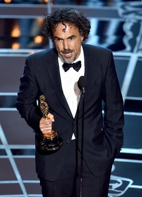 【第87回アカデミー賞】監督賞は「バードマン」イニャリトゥの手に!新境地に挑み初の受賞