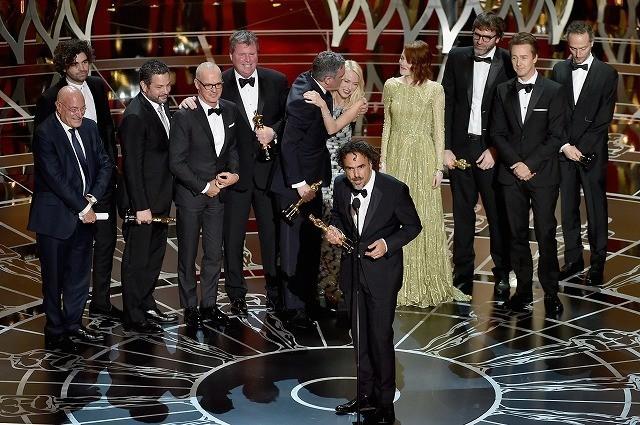 【第87回アカデミー賞】「バードマン」が作品賞、監督賞含む4冠で幕