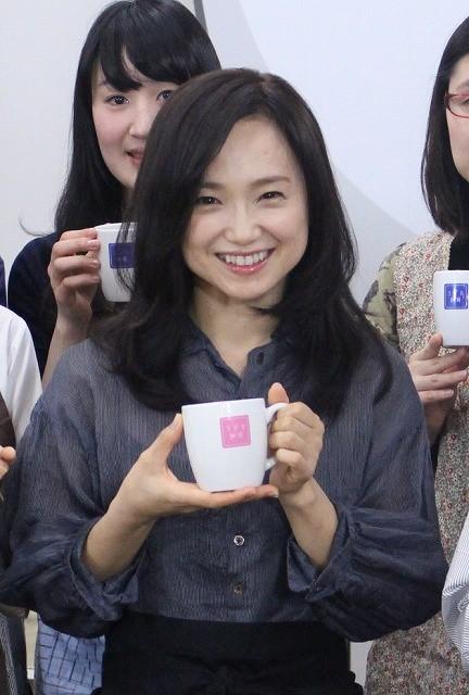 永作博美、おいしいコーヒーに大事なのは「愛」!