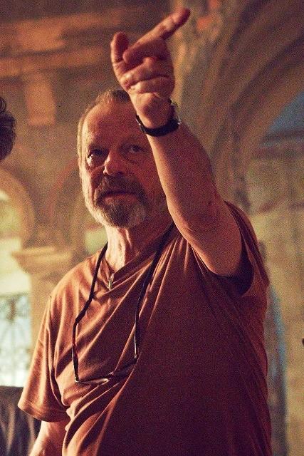 テリー・ギリアム監督5年2カ月ぶり来日決定! 近未来映画「ゼロの未来」をPR