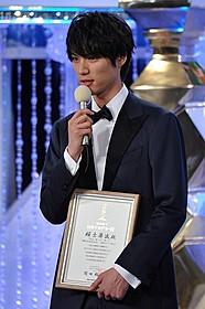 新人俳優賞を受賞した福士蒼汰「ホットロード」