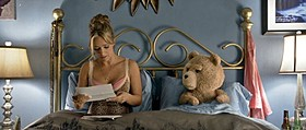 テッドはパパになれるのか?「テッド」