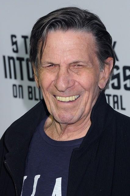 「スター・トレック」Mr.スポック、レナード・ニモイ氏が83歳で死去