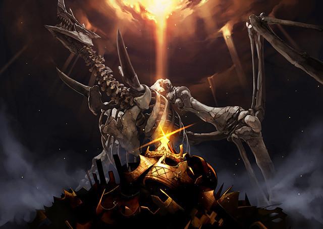 著名クリエイター勢ぞろい「レッドドラゴン」が原案!アニメ「ケイオスドラゴン」今夏放送