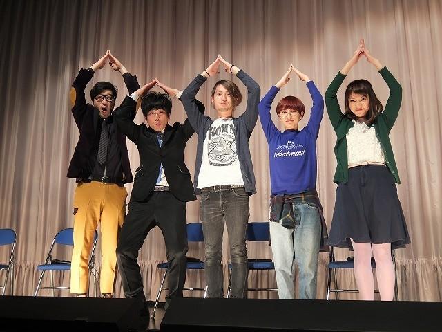Charisma.comが「死んだ目をした少年」トークイベントに登壇!