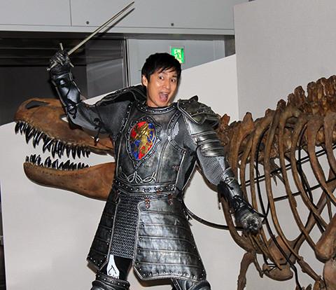 チュート徳井義実、ハリウッドデビュー夢散も未練たらたら「博物館の客でも」