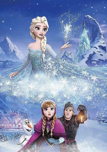 ディズニー、「アナ雪」続編製作!「スター・ウォーズ」新作公開日&タイトルも発表