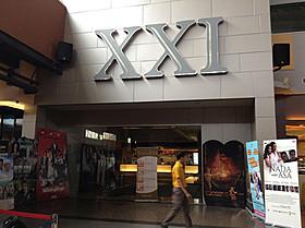 インドネシアの大手シネコン「Cineplex 21」