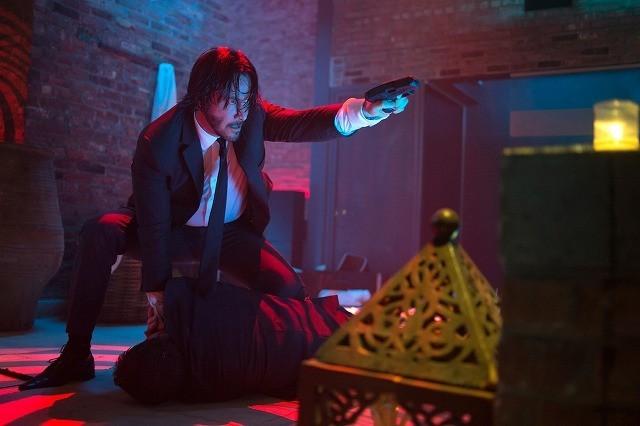 キアヌ・リーブス主演本格アクション「ジョン・ウィック」10月日本公開決定