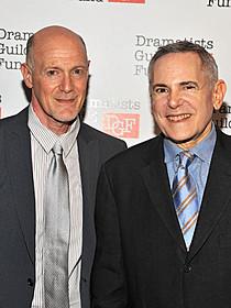 (左から)ニール・メロン、クレイグ・ゼイダン「フットルース」