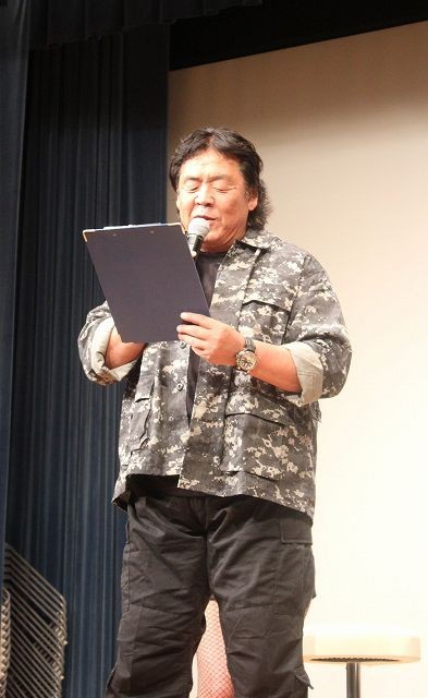 武藤敬司「エクスペンダブルズ4」出演に意欲!「スタローンと戦ってみたい」
