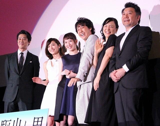 戸田恵梨香、大泉洋の顔がツボ! 笑い止まらず涙「見ないでくださいよ」 - 画像5