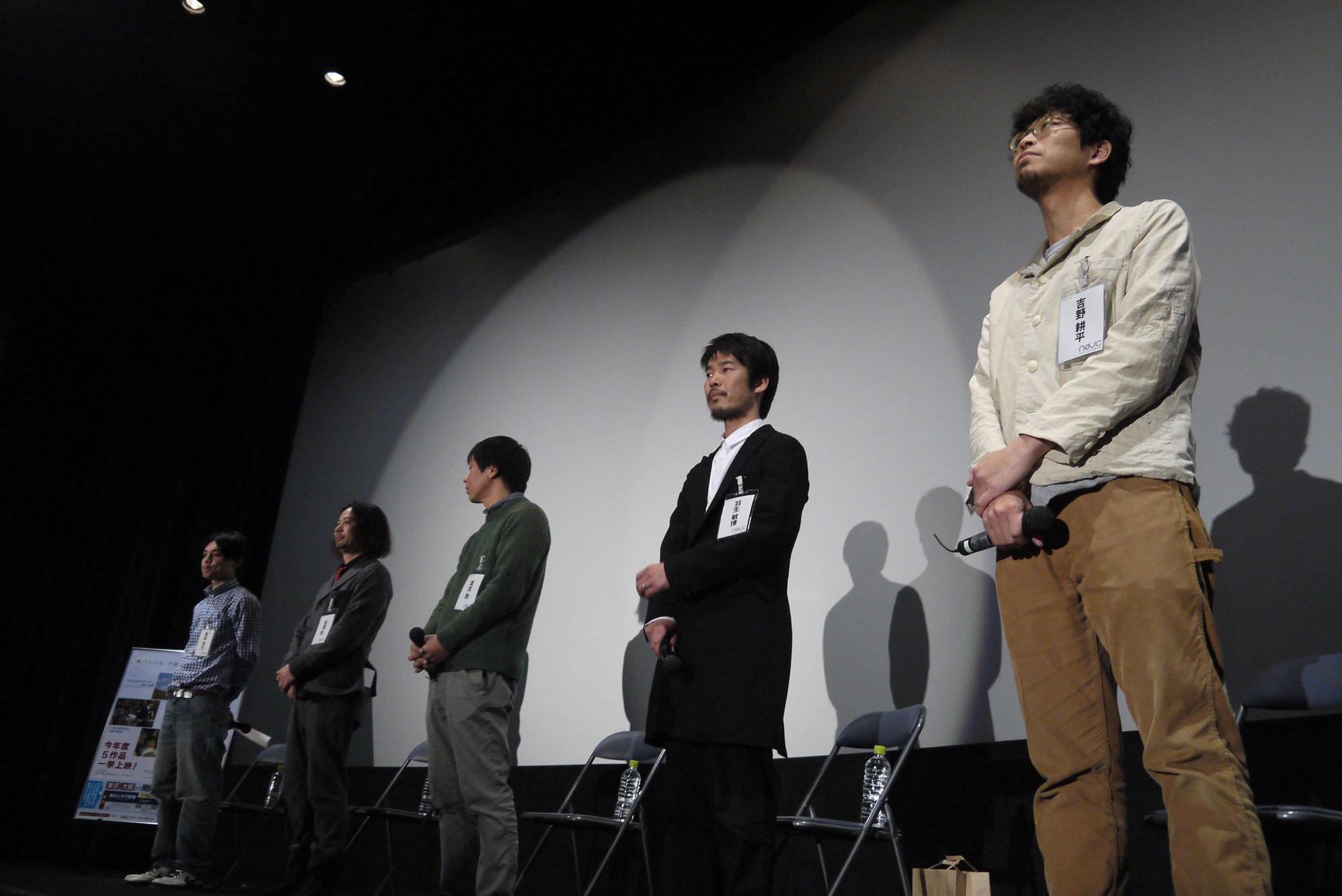 「ndjc:若手映画作家育成プロジェクト」特別上映満員御礼スタート