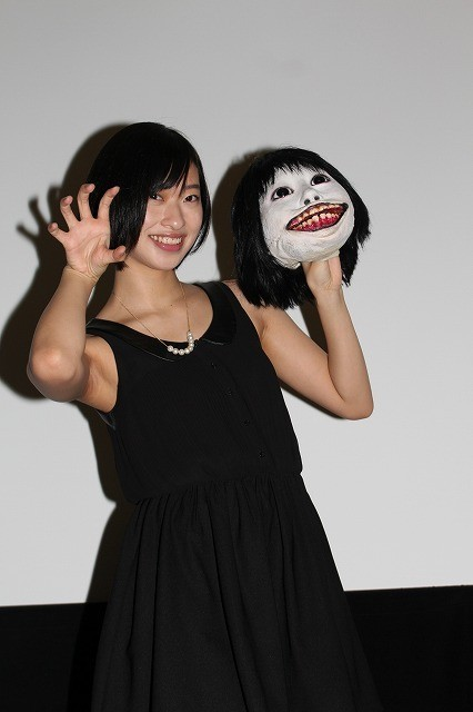 尻職人・倉持由香、主演映画を「1ドットパンチラしている」とアピール