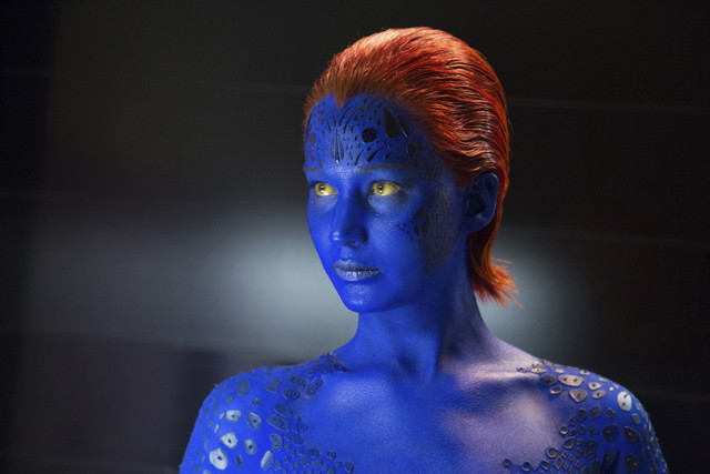 ジェニファー・ローレンス「X-MEN:アポカリプス」でシリーズ卒業