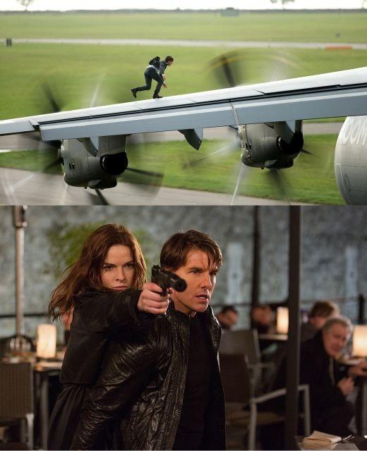 トム・クルーズが限界に挑む!「ミッション:インポッシブル5」撮影秘話