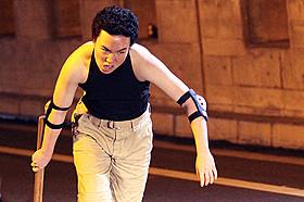 撮影当時、現役女子高生だった坂口茉琴「極道大戦争」