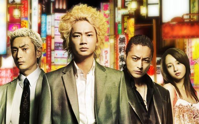園子温監督「新宿スワン」予告で綾野剛ら殴り合い&UVERworldの新曲お披露目