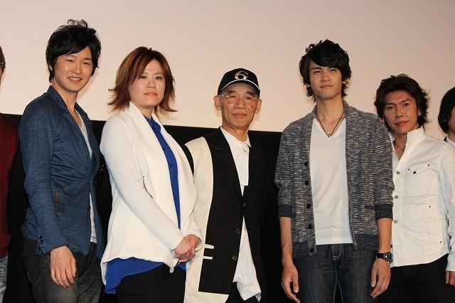 富野由悠季監督「Gのレコンギスタ」に手応え「もう少しやっていいという神様の声」