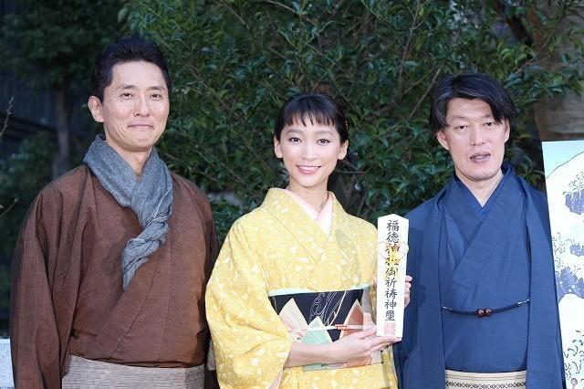 杏、映画「百日紅」の世界配給に自信「海外だけでなく現代の私たちにも新しく映る」