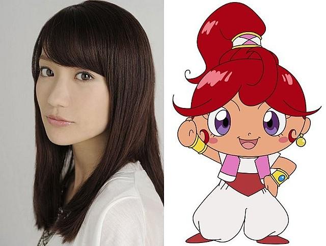 大島優子、劇場版「アンパンマン」ヒロイン役でAKB卒業後初のアニメ声優に挑戦!