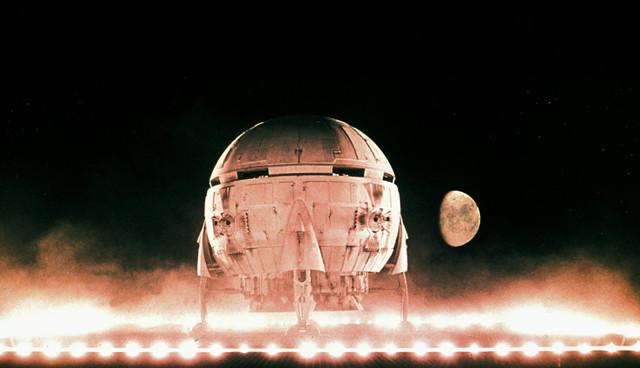米アカデミーが「2001年宇宙の旅」スペースシャトルを落札 新設博物館で展示へ