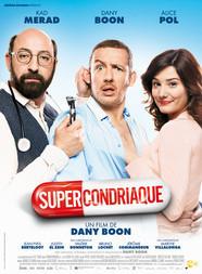 ダニー・ブーンが監督&主演の「Supercondriaque」「サンドラの週末」