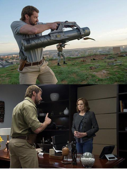 H・ジャックマン×S・ウィーバー×N・ブロムカンプが語る「チャッピー」特別映像公開