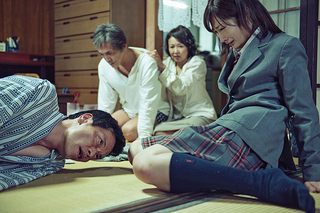 予告編が公開された遠藤憲一主演の「木屋町DARUMA」