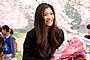 篠原涼子、桜満開のもと10年目「アンフェア」涙のクランクアップ