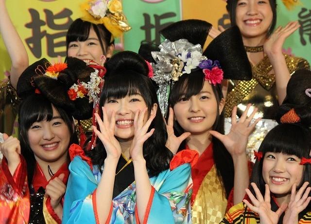 女性グループ初!HKT48の明治座公演が開幕 失敗したら、連帯責任?
