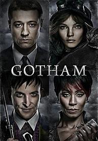 「GOTHAM/ゴッサム」キービジュアル「バットマン」