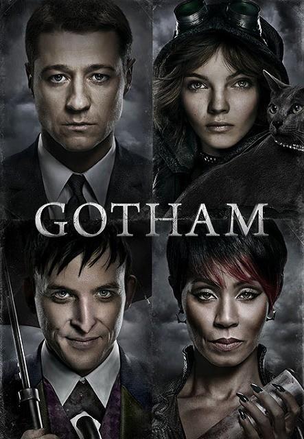 「バットマン」の前日譚描く「GOTHAM/ゴッサム」ブルーレイ&DVDリリース決定
