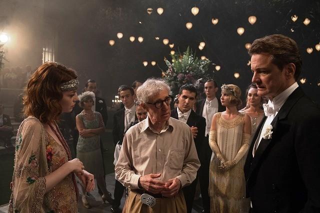 コリン・ファース&エマ・ストーン、W・アレン監督作の魅力を語りつくすインタビュー映像公開