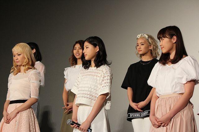 石井杏奈、E-girlsメンバーから「ソロモンの偽証」演技を絶賛され感涙