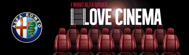 モーションギャラリーとアルファ ロメオが提携し映画プロジェクト応援!