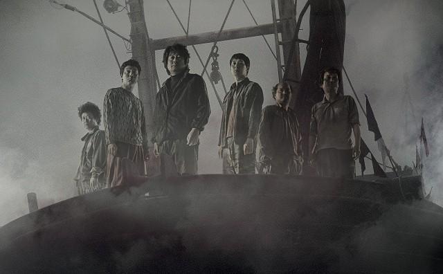 「海にかかる霧」の1シーン