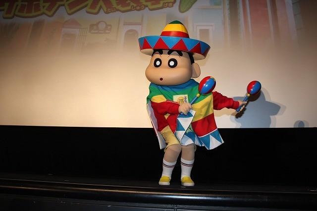 「ゆず」、劇場版「クレヨンしんちゃん」主題歌熱唱で野原一家の引っ越し応援 - 画像9
