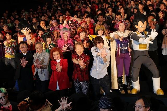 「ドラゴンボールZ」世界74の国と地域での上映決定にファン歓喜