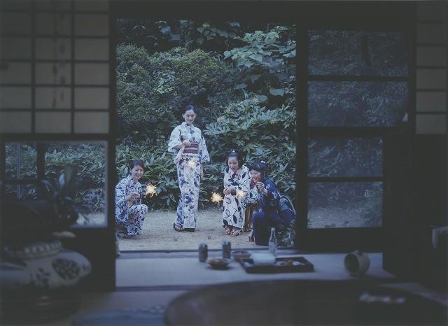 綾瀬×長澤×夏帆×広瀬すず共演「海街diary」が写真集に