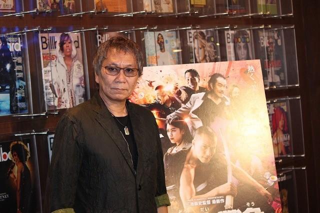 三池崇史監督作「極道大戦争」、カンヌ映画祭の監督週間に出品決定!