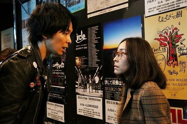 園子温監督「ラブ&ピース」予告編で長谷川博己がロックスターに大変ぼう
