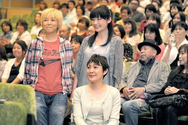 常盤貴子主演「向日葵の丘」8月22日公開決定!