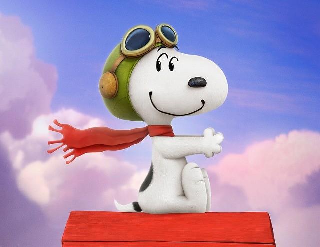 劇場版「スヌーピー」は12月4日公開! もふもふキュートな最新予告編が到着