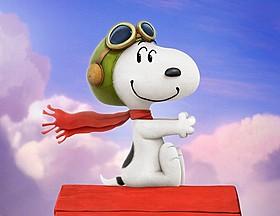スヌーピーが撃墜王になって大空を舞う!「アイス・エイジ」