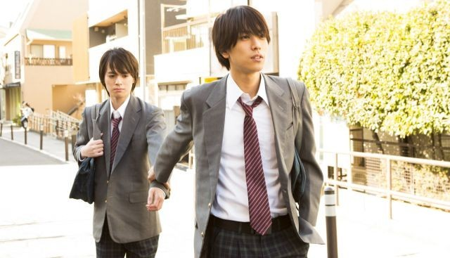 人気BL「宇田川町で待っててよ。」黒羽麻璃央&横田龍儀で実写映画化 7月末公開